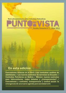revista red latinoamericana industrias extractivas
