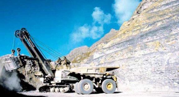 imagen canon minería Arequipa
