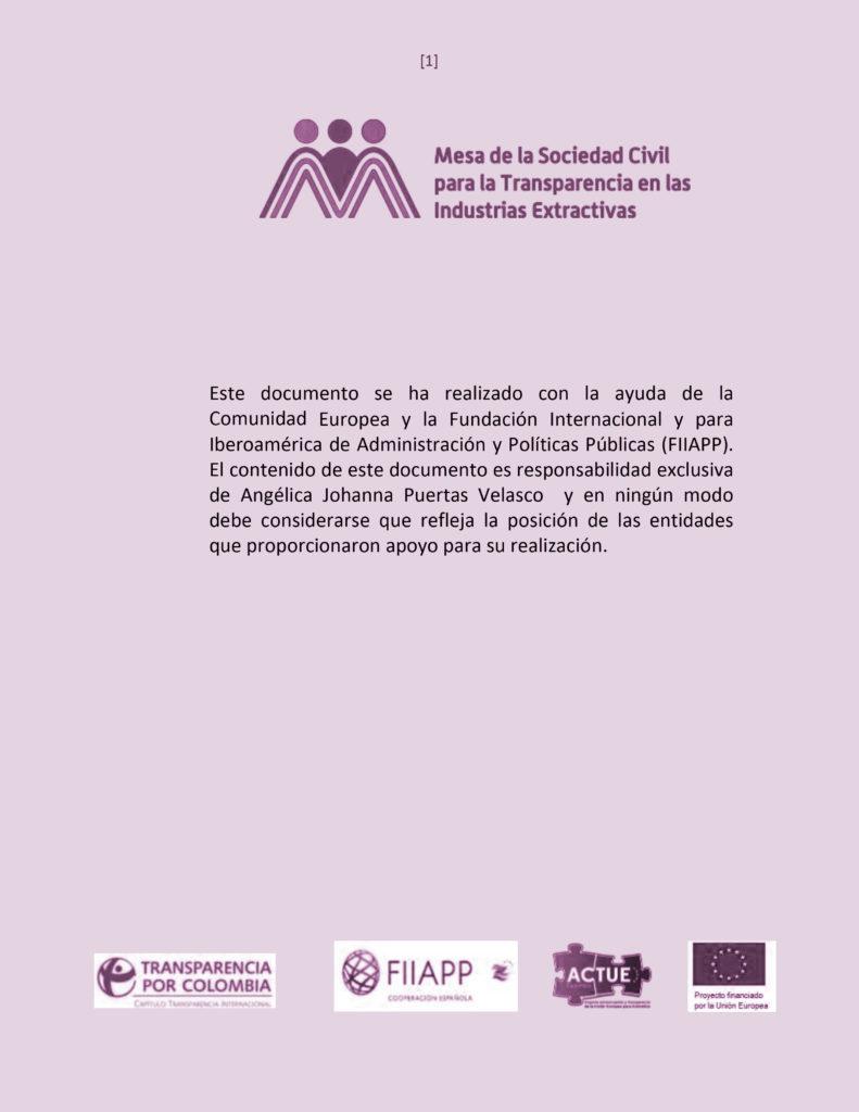 Divulgación de Información sobre Beneficiarios Reales, EITI América Latina