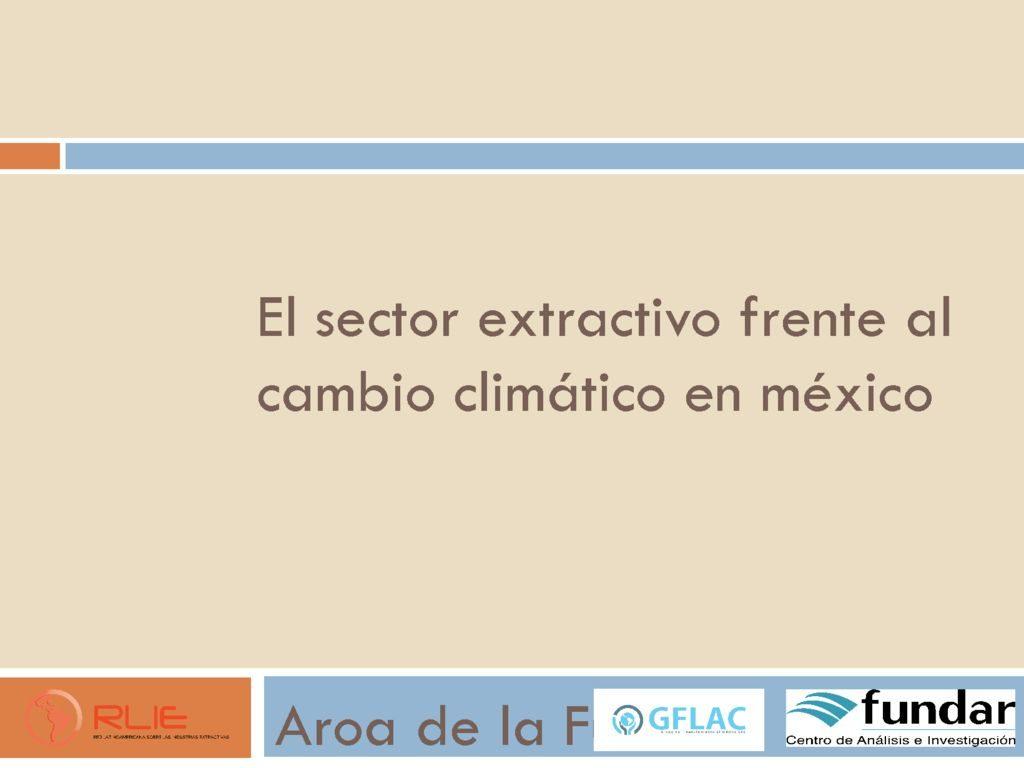 thumbnail of Presentación Extractivas y CC – Fundar-2