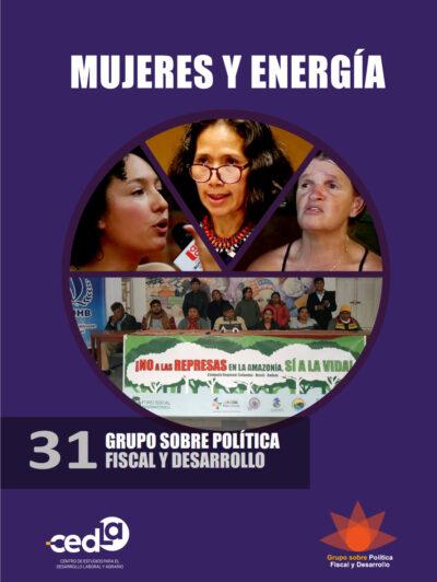 mujeres y energía